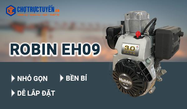 Động cơ Robin EH09 Nhỏ gọn – bền bỉ - dễ lắp đặt