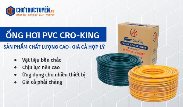 Ống hơi Cro-King - Sản phẩm chất lượng cao - Giá cả hợp lý