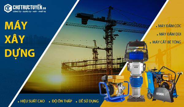 máy xây dựng thương hiệu hyundai tại chotructuyen.co