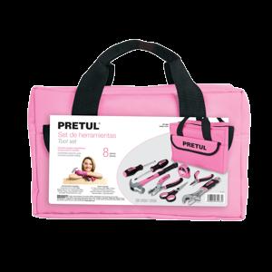Bộ dụng cụ cho phụ nữ 8 chi tiết PRETUL - 21251