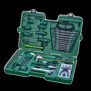 Bộ dụng cụ sửa chữa cơ khí chuyên nghiệp 58 chi tiết
