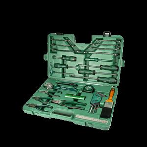 Bộ dụng cụ sửa chữa thang máy, điện chuyên nghiệp 33 chi tiết