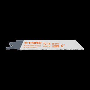 Lưỡi cưa kiếm sắt 6in/15cm, SE-614G TRUPER - 10790