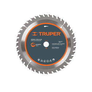 Lưỡi cắt gỗ 254 mm x 60R TRUPER - 18306