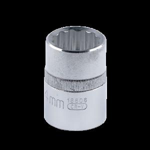 Đầu tuýp 12 cạnh 3/4in - 24mm