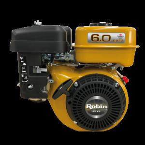 Động cơ nổ 6.0Hp Robin EX17 (tua chậm)