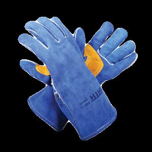 Găng tay da bò cách nhiệt cao cấp