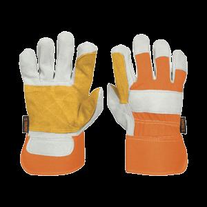 Găng tay da vải an toàn size L TRUPER - 14246