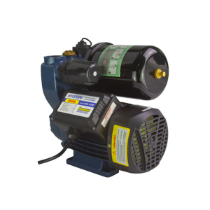 Máy bơm nước đa năng HYUNDAI HD400A (400W), chiều cao đẩy 35 m, chiều sâu hút 9 m, lưu lượng 41 lít/ phút