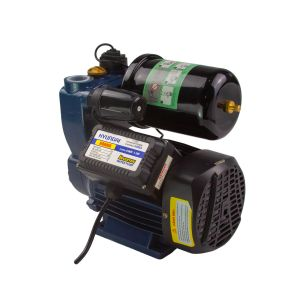 Máy bơm nước đa năng HYUNDAI HD800A (800W), chiều cao đẩy 45 m, chiều sâu hút 9 m, lưu lượng 60 lít/ phút