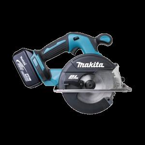 Máy cắt kim loại pin 18V Makita DCS551RMJ