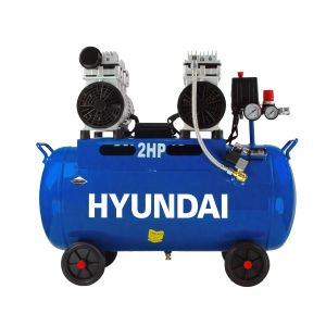 Máy nén khí HYUNDAI AH2-150 (50L)