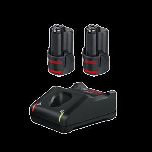 Bộ 2 Pin 2.0Ah + Sạc nhanh GAL 12V-40