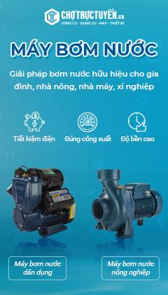 Ngàng hàng máy bơm nước